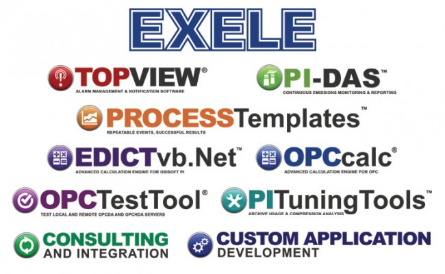 Projects-Exele-logos