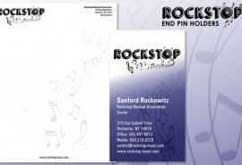 RockStop End Pin Holders