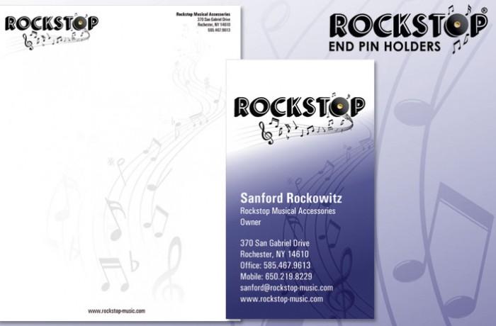 RockStop End Pin Holders